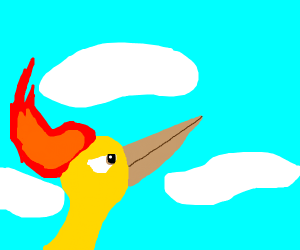 Moltres thinks 'bout life