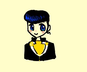 A very cute josuke