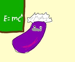 einstein eggplant
