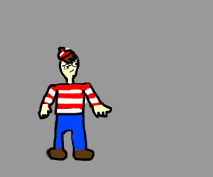 waldo guy thing
