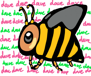 Dave the bee