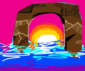 arch island