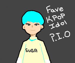 Fave Kpop Idol P.I.O.