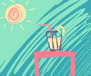 Lemonade in the Sun