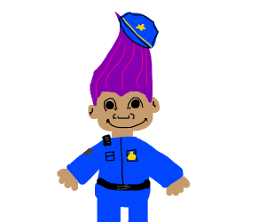 Troll cop
