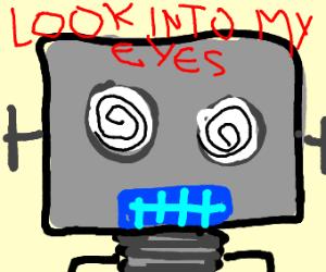 robot hypnotizer