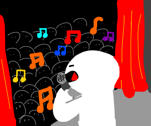 TheOdd1sOut singing