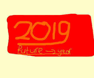 future year number