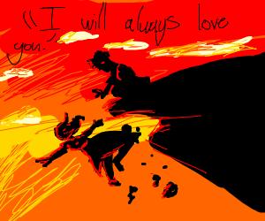 Sad love story death