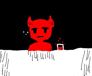 Alchoholic satan