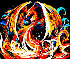 Angry Phoenix