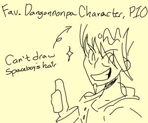 Favorite Danganronpa Character PIO