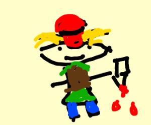 arnold shall kill