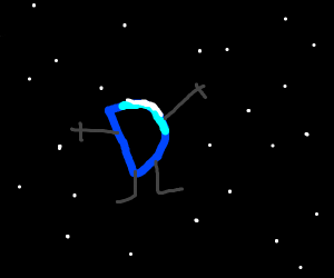 drawception in space
