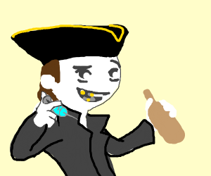Pirate therapist