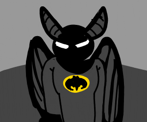 furry batman