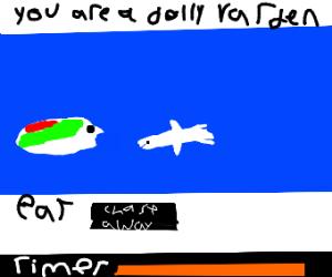 Fishing computervgame