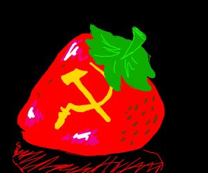 COMMUNIST STRAWBERRIES