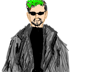 Jacksepticeye in the matrix