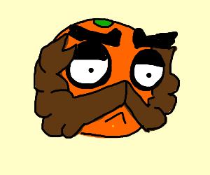 Ambrose Burnside as an Orange