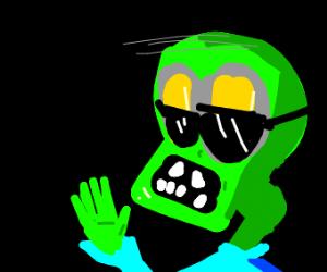 Crooked Zombie
