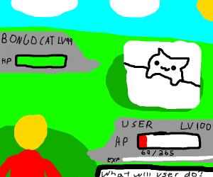 Bongo cat - Pokemon Edition
