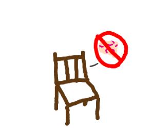 Mindless Chair