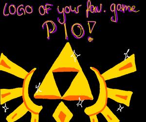 Logo of your fav. game PIO