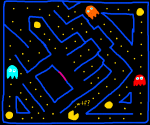 """""""Get a Load of This Pac-Man Level"""""""