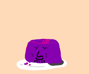 Thanos Pudding