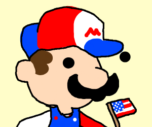 Mario's costume from Golf: USA Tour
