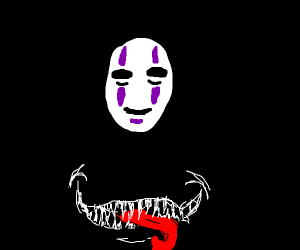 No face (spirited away)