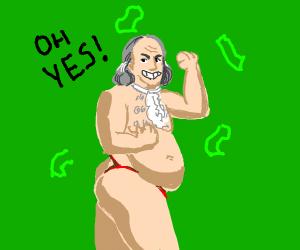 Oh no.. Not Sexy Benjamin..