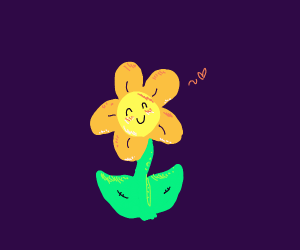 wholesome sunflower of happiness