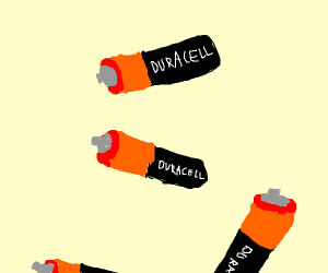 Duracell Bateries