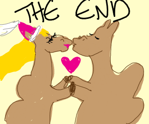 The end of a camel fairytale