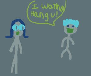 Stalker wants to hang people