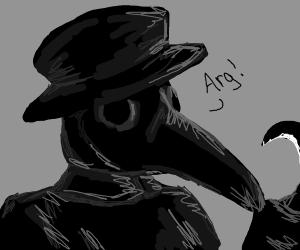 Plague Doctor Pirate