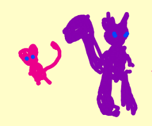 Mew and Mew Two