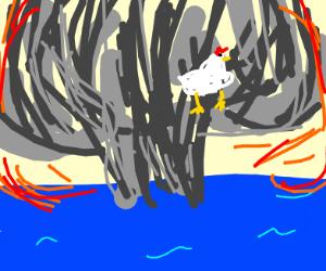 Exploding Chicken Nuke