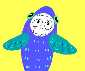 Fish Suit