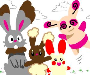 Pokemon bunny