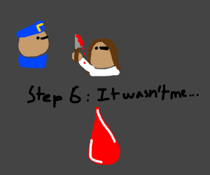 Step 5: Police are called