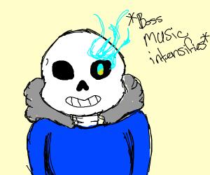 WHY DO I HEAR BOSS MUSIC
