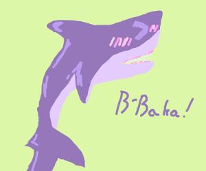 Kawaii-Desu Tsundere Shark U-UwU