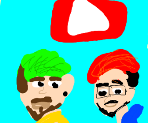 jacksepticeye and markiplier