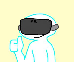 Enjoying VR