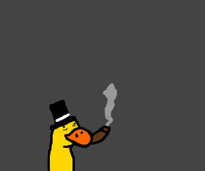 am old rich duck