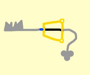 the keyblade