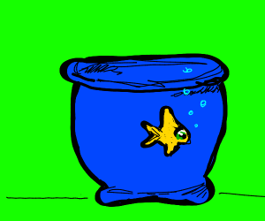 Goldfish in a TANK